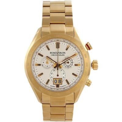 ساعت مچی مردانه اصل | برند رومانسون | مدل AM6A06HMGGA1R5