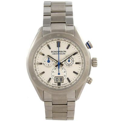 ساعت مچی مردانه اصل | برند رومانسون | مدل AM6A06HMWWA1R5