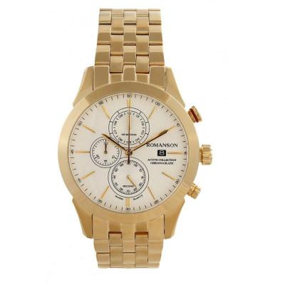 ساعت مچی مردانه اصل | برند رومانسون | مدل AM6A07HMGGA1R5
