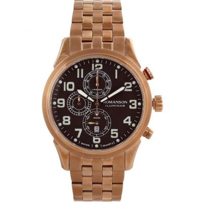 ساعت مچی مردانه اصل | برند رومانسون | مدل AM6A14HMRRABR5