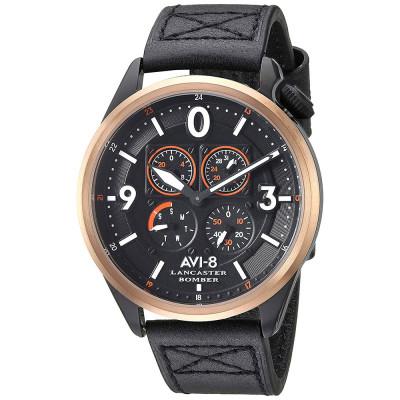 ساعت مچی مردانه اصل | برند ای وی ایت | مدل AV-4050-05