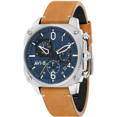 ساعت مچی مردانه اصل | برند ای وی ایت | مدل AV-4052-07