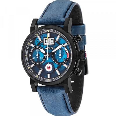 ساعت مچی مردانه اصل | برند ای وی ایت | مدل AV-4062-03