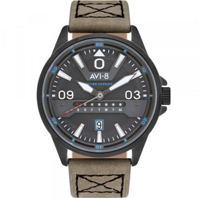 ساعت مچی مردانه اصل | برند ای وی ایت | مدل AV-4063-03