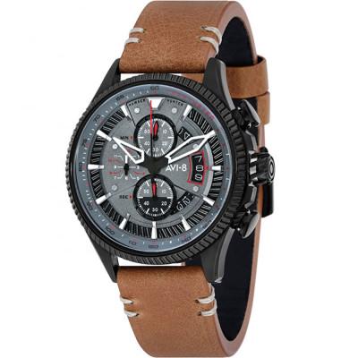 ساعت مچی مردانه اصل | برند ای وی ایت | مدل AV-4064-03