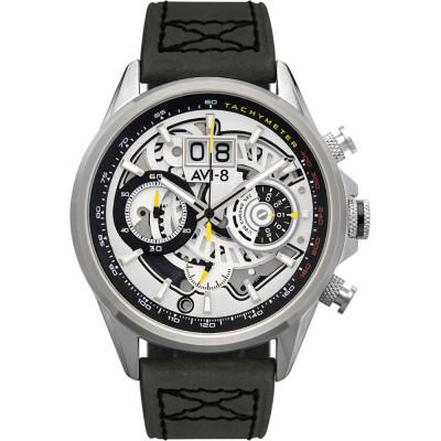 ساعت مچی مردانه اصل | برند ای وی ایت | مدل AV-4065-01