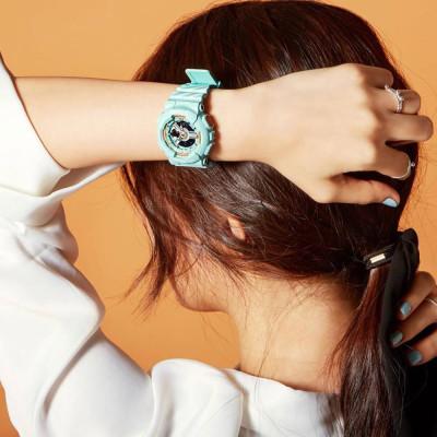 ساعت مچی زنانه اصل   برند کاسیو   مدل بیبی جی BA-110CH-3ADR