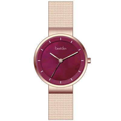 ساعت مچی اصل زنانه   برند بستدان   مدل BD99143LB06