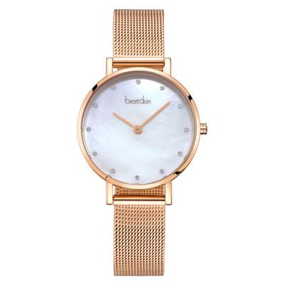 ساعت مچی اصل زنانه | برند بستدان | مدل BD99214SLB05