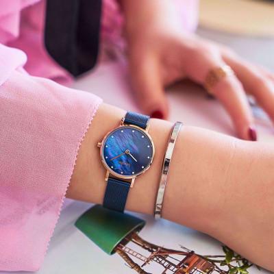 ساعت مچی اصل زنانه | برند بستدان | مدل BD99214SLB09