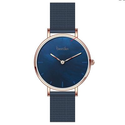 ساعت مچی اصل زنانه | برند بستدان | مدل BD99225LB05