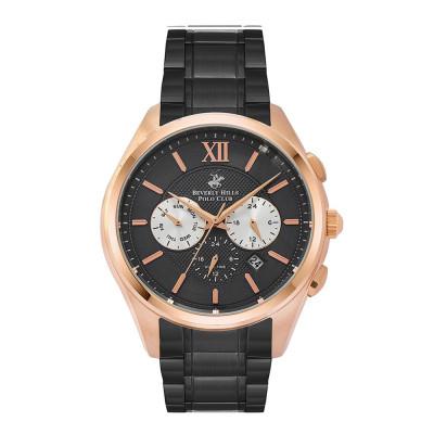 ساعت مچی مردانه اصل   برند بورلی هیلز پولو کلاب   مدل BP3039X.450