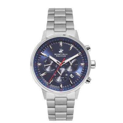 ساعت مچی مردانه اصل   برند بورلی هیلز پولو کلاب   مدل BP3048X.390