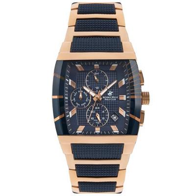 ساعت مچی مردانه اصل   برند بورلی هیلز پولو کلاب   مدل BP3062X.990