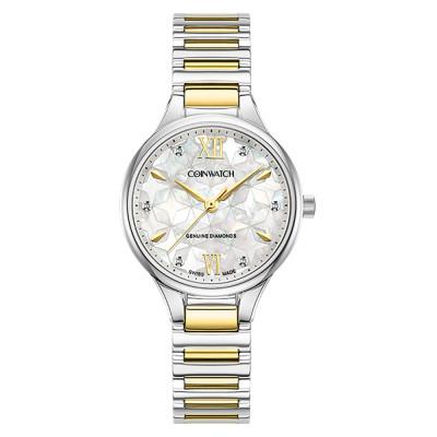 ساعت مچی زنانه اصل | برند کین واچ | مدل C194TWH