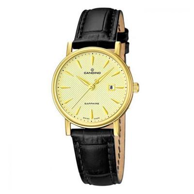 ساعت مچی زنانه اصل | برند کاندینو | مدل c4490/2