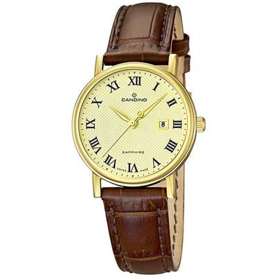 ساعت مچی زنانه اصل | برند کاندینو | مدل c4490/4