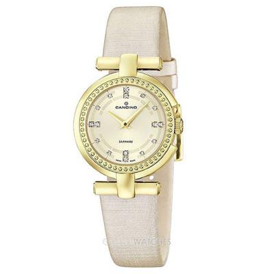 ساعت مچی زنانه اصل | برند کاندینو | مدل c4561/2