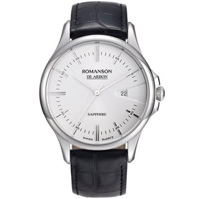 ساعت مچی مردانه اصل | برند رومانسون | مدل CB5A10MMBWA1R2
