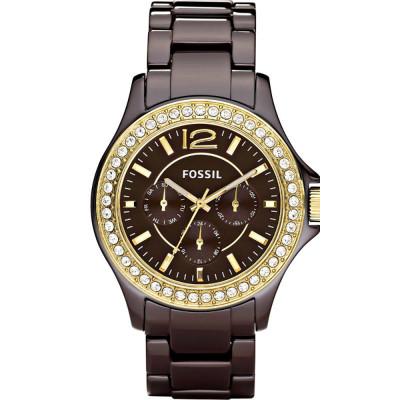 ساعت مچی زنانه اصل | برند فسیل | مدل CE1044