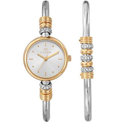 ساعت مچی زنانه اصل | برند کلیدا | مدل CLA0711BBP1