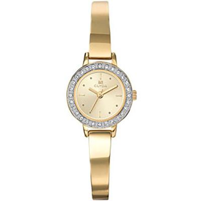 ساعت مچی زنانه اصل | برند کلیدا | مدل CLA0725PTPW