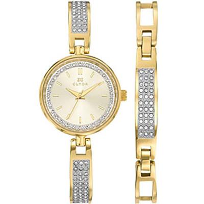 ساعت مچی زنانه اصل | برند کلیدا | مدل CLA0734PTIW