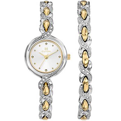 ساعت مچی زنانه اصل | برند کلیدا | مدل CLA0735BBPX