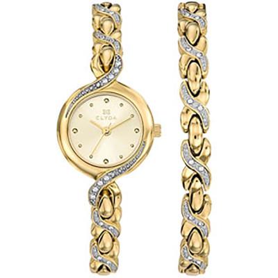 ساعت مچی زنانه اصل   برند کلیدا   مدل CLA0735PTPX