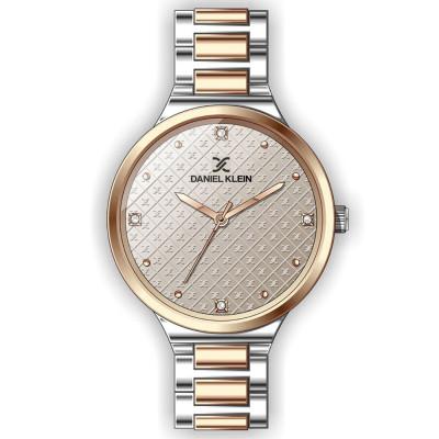 ساعت مچی زنانه اصل   برند دنیل کلین   مدل DK.1.12529-3
