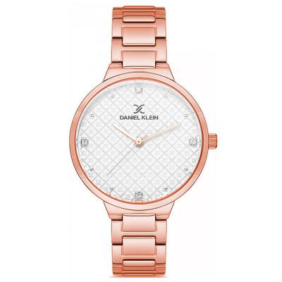 ساعت مچی زنانه اصل   برند دنیل کلین   مدل DK.1.12529-4