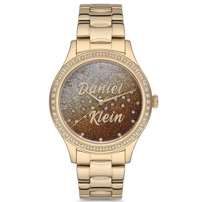 ساعت مچی زنانه اصل   برند دنیل کلین   مدل DK.1.12538-3