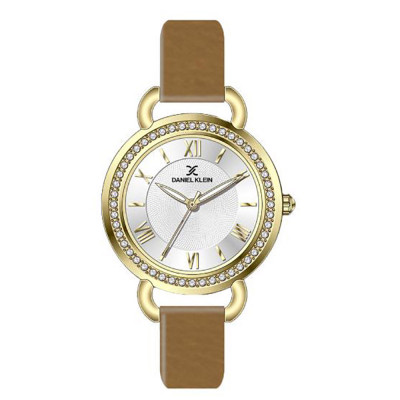 ساعت مچی زنانه اصل   برند دنیل کلین   مدل DK.1.12563-3