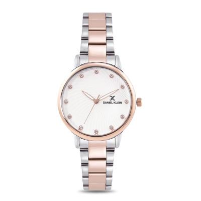 ساعت مچی زنانه اصل   برند دنیل کلین   مدل DK.1.12357-4
