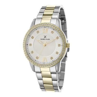 ساعت مچی زنانه اصل   برند دنیل کلین   مدل DK.1.12421-3