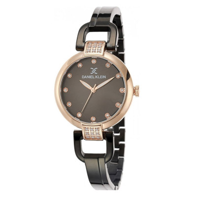 ساعت مچی زنانه اصل   برند دنیل کلین   مدل DK.1.12503-4