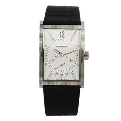 ساعت مچی مردانه اصل | برند رومانسون | مدل DL5146MM1WAS2W