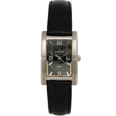 ساعت مچی زنانه اصل | برند رومانسون | مدل DL5592LL1WA32W