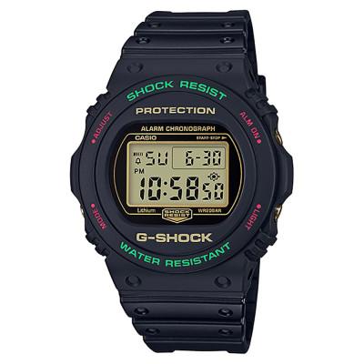 ساعت مچی مردانه اصل | برند کاسیو | مدل جی شاک DW-5700TH-1DR