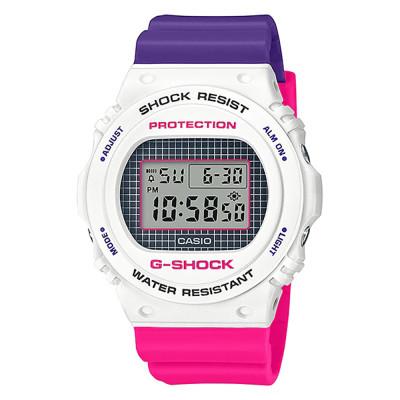 ساعت مچی مردانه اصل | برند کاسیو | مدل جی شاک DW-5700THB-7DR
