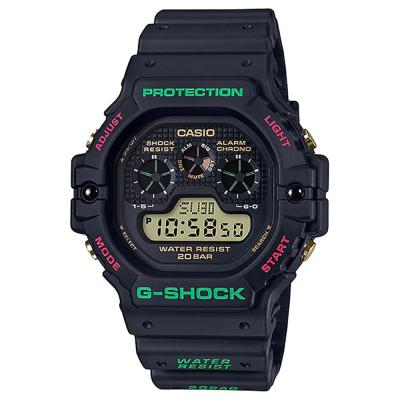 ساعت مچی مردانه اصل | برند کاسیو | مدل جی شاک DW-5900TH-1DR
