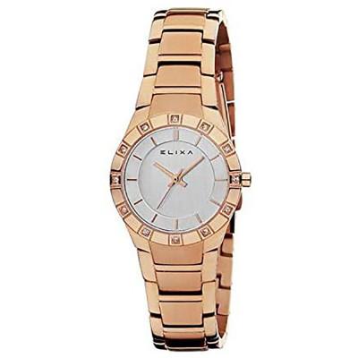 ساعت مچی زنانه اصل | برند الیکسا | مدل E049-L152
