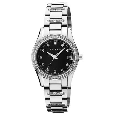 ساعت مچی زنانه اصل | برند الیکسا | مدل E055-L168
