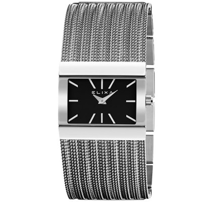 ساعت مچی زنانه اصل | برند الیکسا | مدل E074-L265