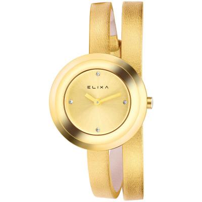ساعت مچی زنانه اصل | برند الیکسا | مدل E092-L349