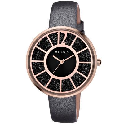 ساعت مچی زنانه اصل   برند الیکسا   مدل E098-L384