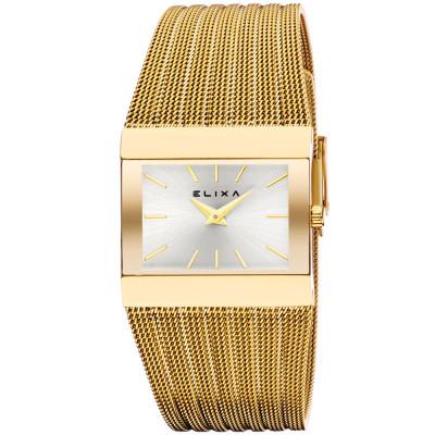 ساعت مچی زنانه اصل   برند الیکسا   مدل E099-L388