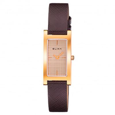ساعت مچی زنانه اصل   برند الیکسا   مدل E105-L423