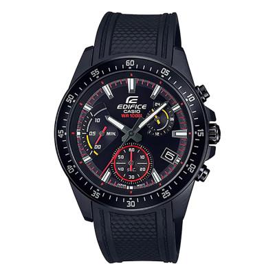 ساعت مچی مردانه اصل | برند کاسیو | مدل ادیفایس EFV-540PB-1AVUDF