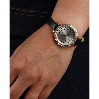 ساعت مچی زنانه اصل | برند ال | مدل EL-E21005LBR